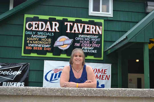 Cedar Tavern  - Inspired by the everyday family cooking that we grew up with, you'll feel at home while savoring a great meal in our casual and relaxed dining area. Enjoy our daily drink specials, and a friendly atmosphere; come see what makes us one of the most popular restaurants in Leelanau County. (231) 228-7445