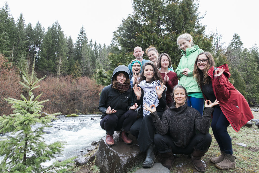 About Breitenbush Hot Springs, OR - Our 200 Hour Weekend Format generally concludes with an incredible retreat at the Breitenbush Hot Springs in Oregon. The hot springs and retreat center is a magical place for renewal, connection and deep introspection. Visit the Breitenbush website HERE to check out where the final retreat and graduation is held.