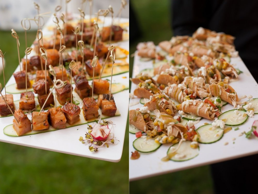 The Caterist Wedding, The Caterist Catering