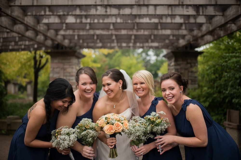 Naperville Riverwalk Bridal Portraits, Ashley Hamm Photography