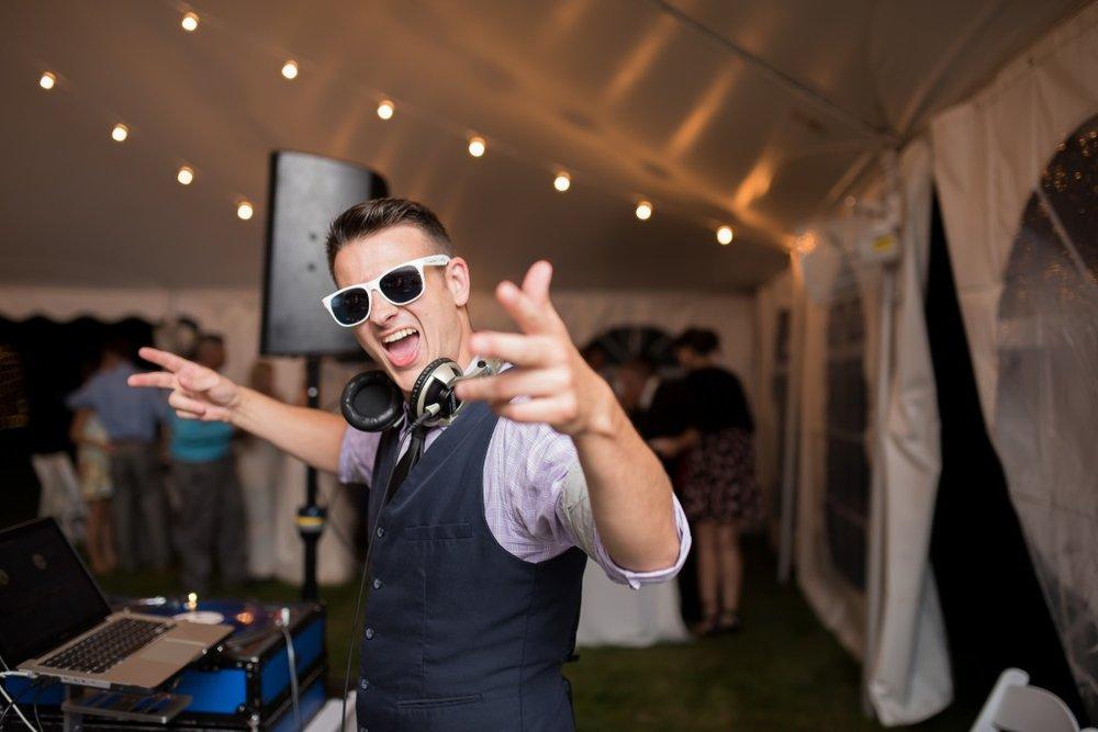 DJ Andrew Pascale, Style Matters Wedding DJ