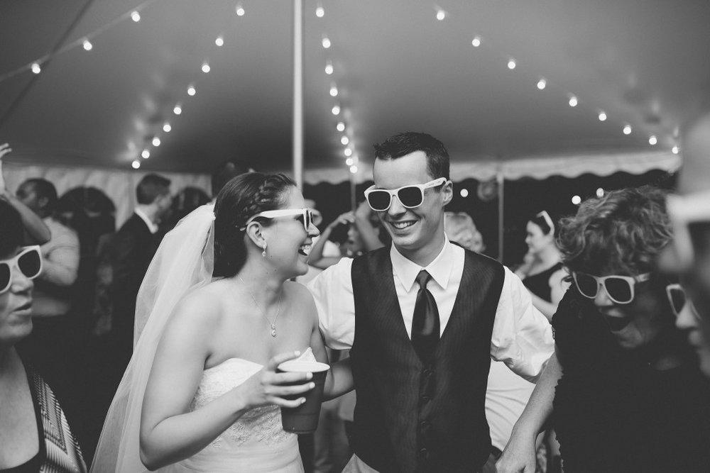 Hilarious Wedding Dance Floor, Naperville Wedding