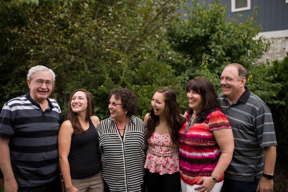 Highland Park Candid Family Photographer