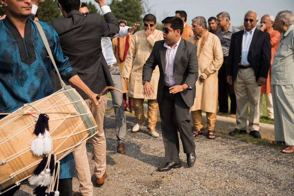 Ashton Place Hindu Wedding Photographer-15