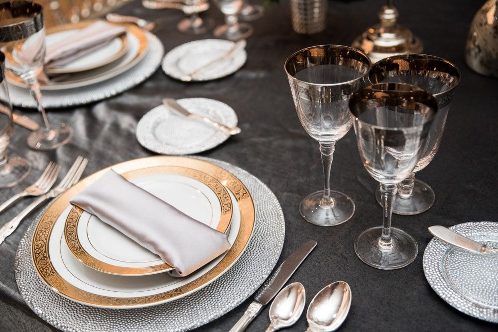 Tablescapes Chicago Linens