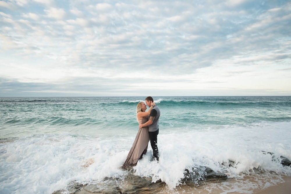 Puerto Rico Beach Engagement Session
