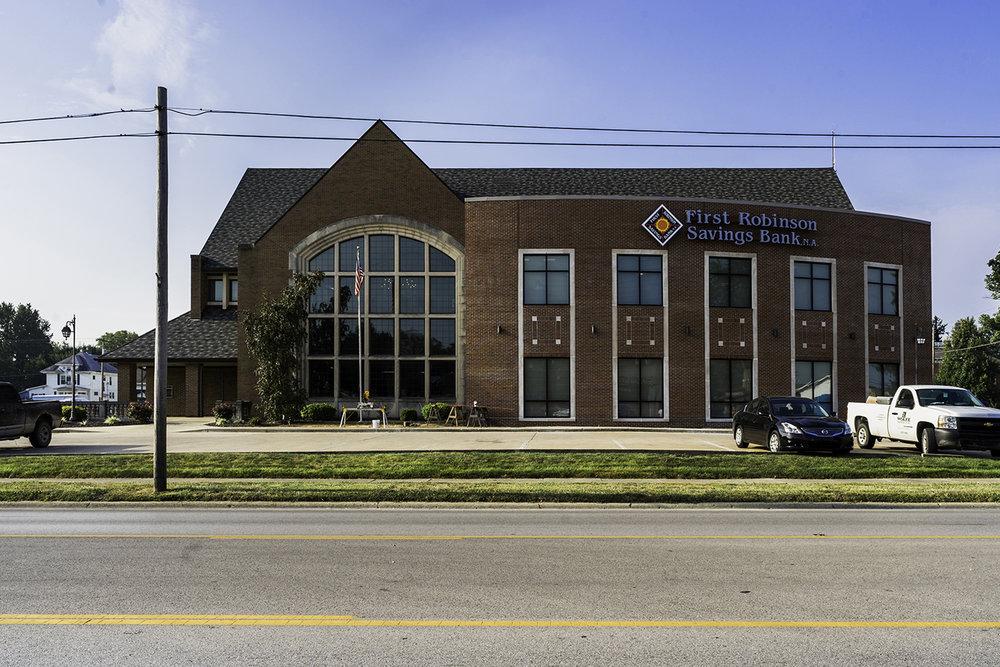 first robinson savings bank -