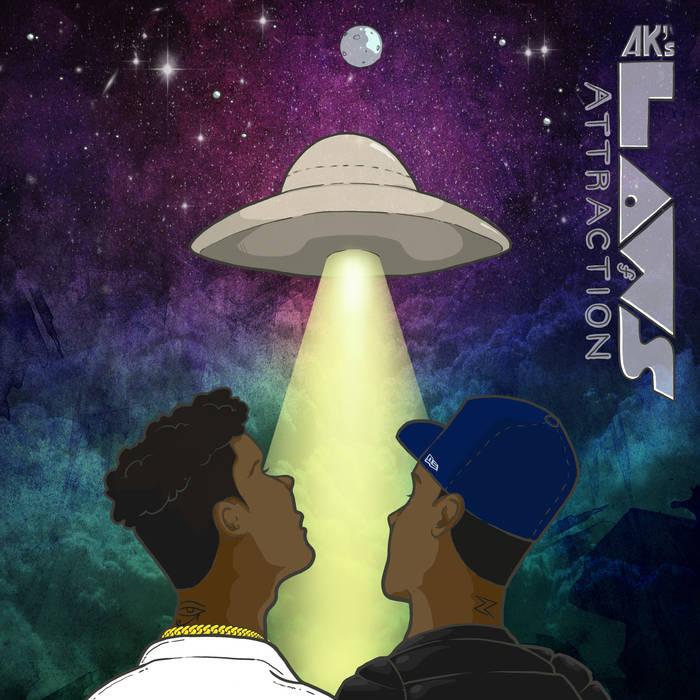 The AK's - Un duo de hip-hop new-yorkais signé sur un label allemand, c'est étonnant. C'est pourtant le destin de ce jeune groupe héritier d'A Tribe Called Quest, Gang Starr ou Mobb Deep. Un style old school, certifié sans trap, et mis en lumière par leur pochette à mi-chemin entre les couleurs du Planetary Prince de Cameron Graves et l'esthétique BDde Chance The Rapper ou The Pharcyde. Grâce à leur Facebook, on comprend que c'est une Absolut Konquest que visent Izreal et Horus avec leur nom de groupe. C'est tout ce qu'on leur souhaite.