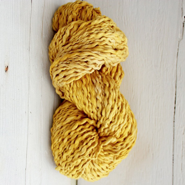 VEGAN YARNMarigold - 100% Organically Grown CottonSUPER BULKY160m/176yds$53.00 CAD