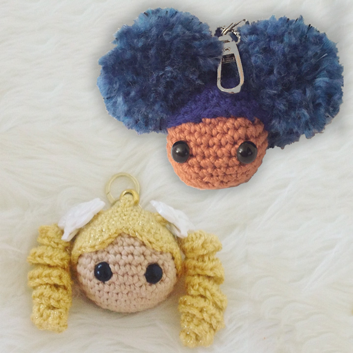 DON'T GET IT TWISTEDKey Chain Patterns - Super quick and cute crochet patterns for key chains and dolls. These are 2 separate patternsready for gift-giving.$6.50 each