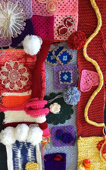 all images courtesy The Immigrant Yarn Project