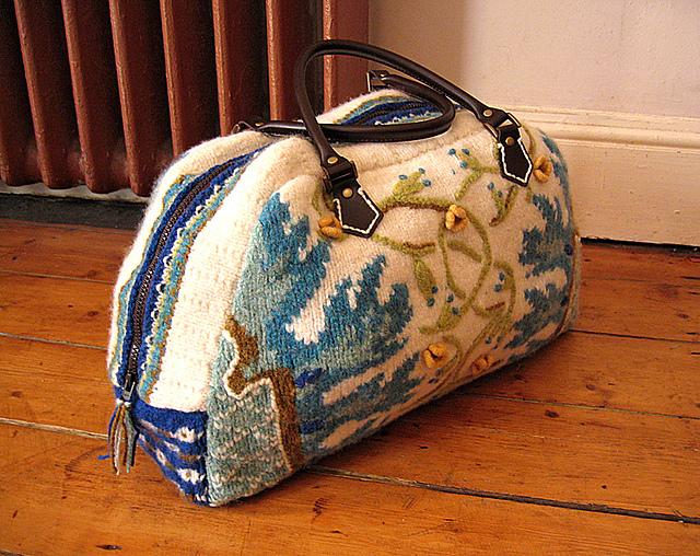 Orient Doctor's Bag. ©Jeanette Sloan