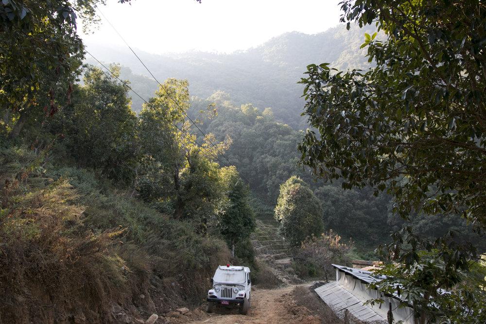 Nepal Landscapes -