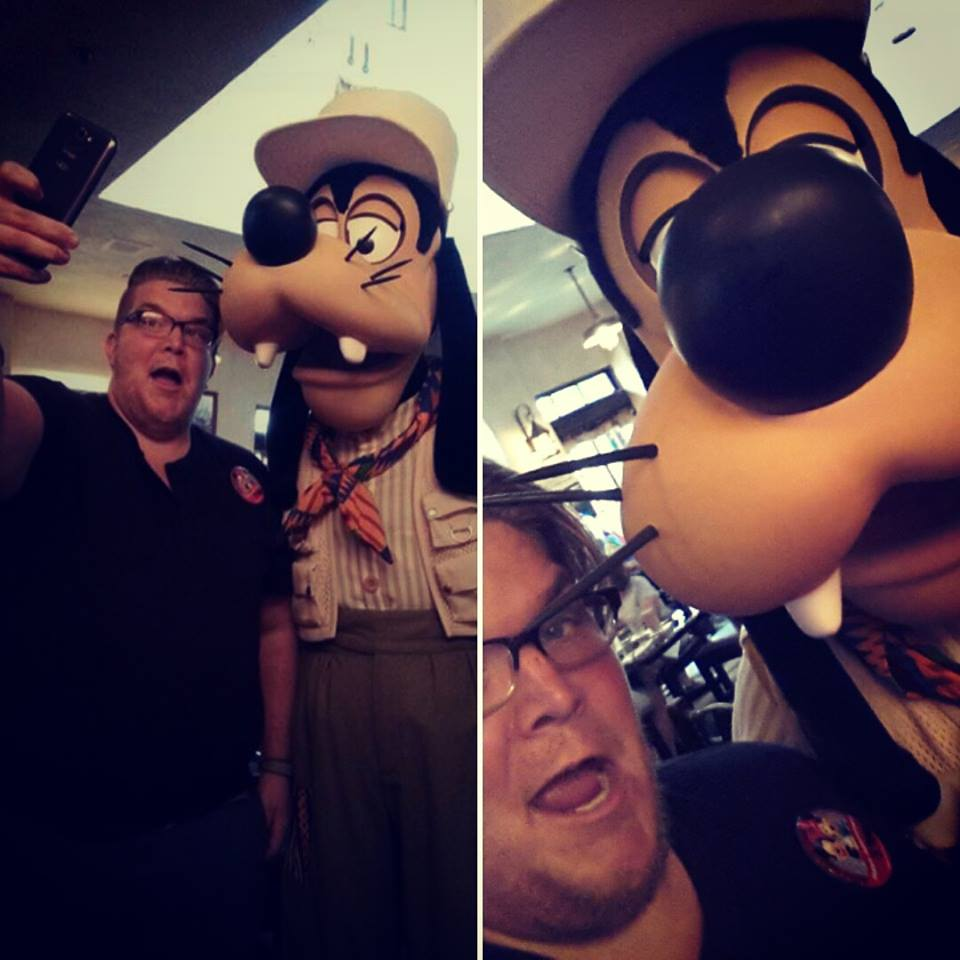 Double the goofy