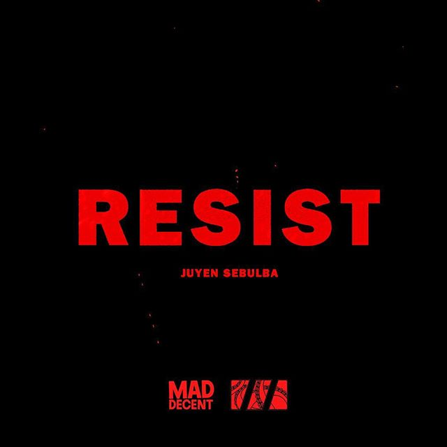 """""""RESIST"""" OUT THIS FRIDAY ON @maddecent #tentacooltuesday 🐙"""