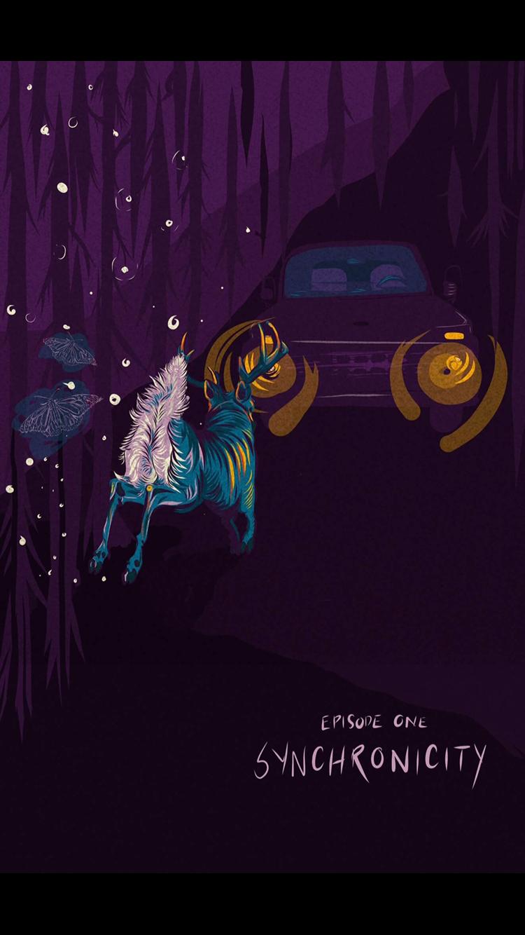 Episode One Poster (Meg Davis)