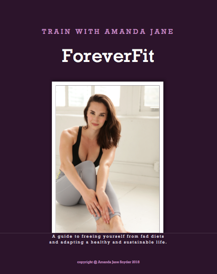 ForeverFit EBOOK - HERE'S WHAT YOU GET:*Module 1: Mindset - actionable steps to help you get in the right mindset. To change outwardly you must first change inwardly. (30$ VALUE)*Module 2: Accountability- exactly HOW you can start staying on track with your health and fitness routine so that it becomes a habit. (30$ VALUE)*Module 3: Fuel- Nutrition information on what to fuel your body with for optimal results. (45$ VALUE)*20 Minute Minimal Equipment Workouts (Upwards of 100$ VALUE)*Full Access to Facebook Support Group (100$ VALUE)*My Favorite Recipes (40$ VALUE)