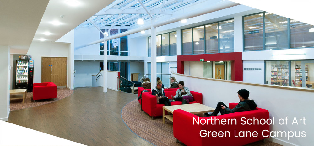 Niven Architects - Northern School of Art, Green Lane Campus.jpg