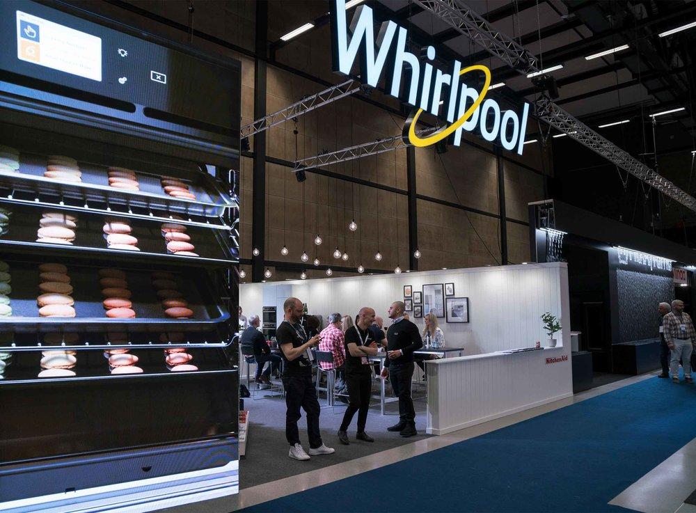 Whirlpool restaurant