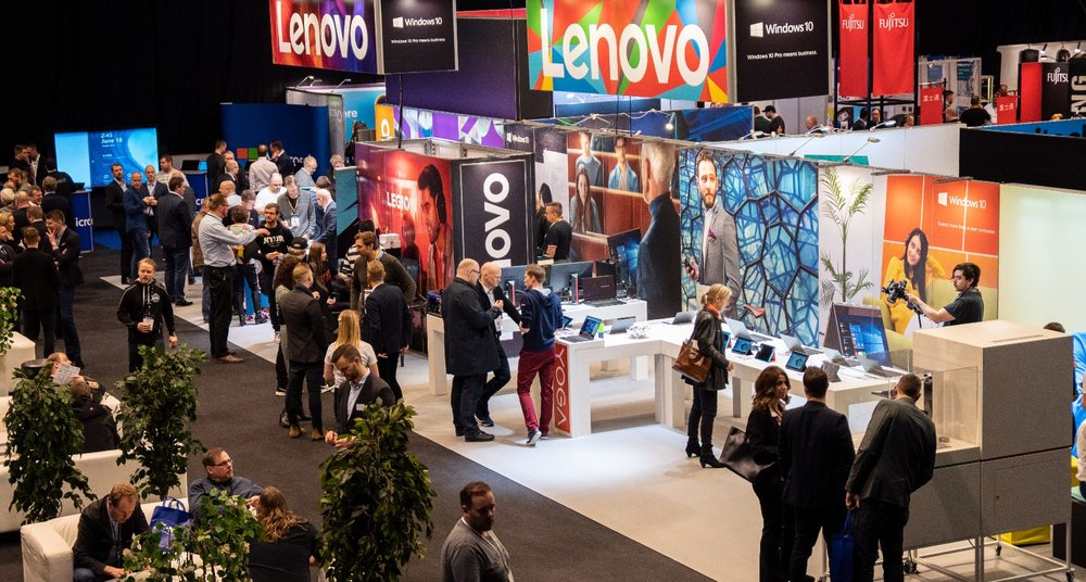 Lenovo at Also Trends & Vision March 2019