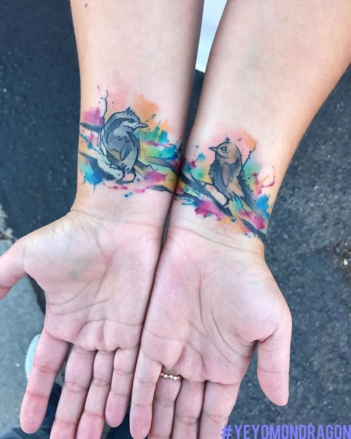 Water Color Tattoo  by Yeyo Mondragon  @ Certified Tatto Denver Colorado 1.jpg