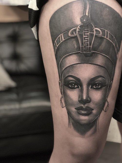 Black and Gray Goddess by Cobra at Cerified Tattoo Studios.jpg