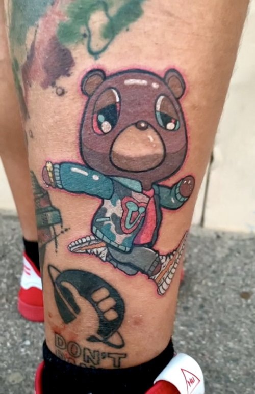 Color Kanye West Tattoo by Hannah  at Certified Tattoo Studios.jpg