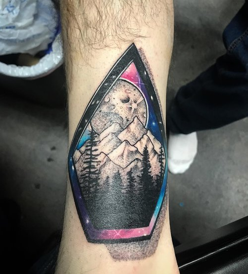 Color Mountain Tattoo by Darious at Certified Tattoo Studios.jpg