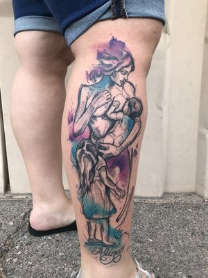 Custom Water Color Tattoo by Skyler Espinoza at Certified Tattoo Studios in Denver Co 1 1.jpg