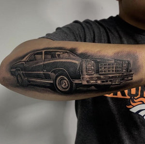 Custom Black and Grey 77 Monte Carlo  Tattoo by Salvador Diaz at Certified Tattoo Studios in Denver Co (3).jpg
