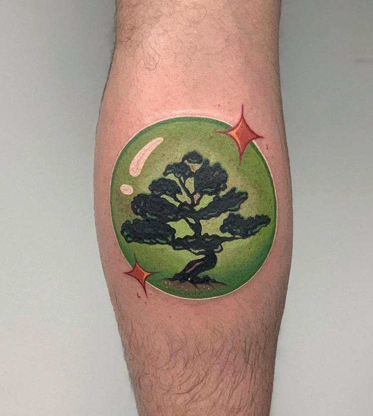 Custom DMB Dreaming Tree Album Art Tattoo by Hannah Espinoza at Certified Tattoo Studios Denver Co (3).JPG