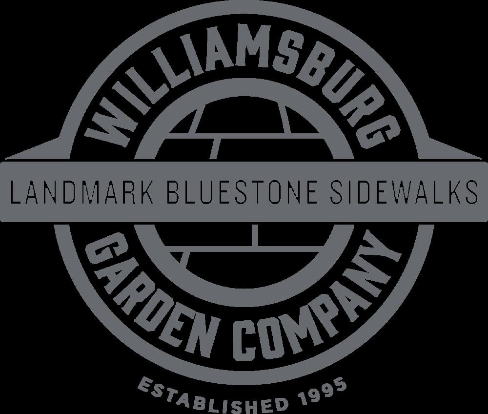 65percent WGCo Logo Coolgrey.png. Williamsburg Garden Company ...