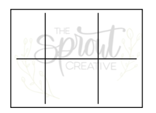 6 Color Grid Swatch Cards - Download a sheet of 6 color swatch cards designed specifically for our small tins. Each sheet contains 18 cards