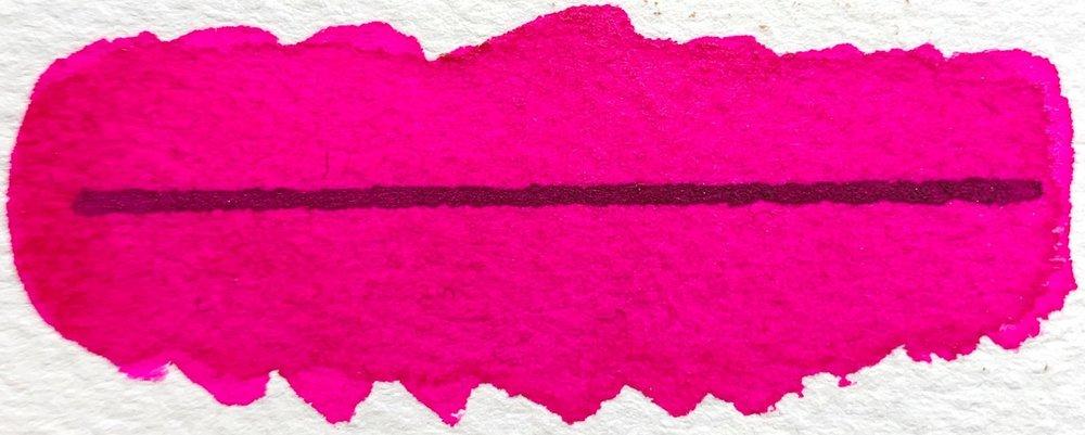 Sweetheart - PV15, PR28 Opaque, lightfast, staining, neon