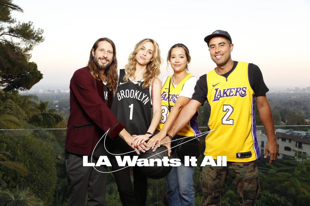 NIKE - LA WANTS IT ALL