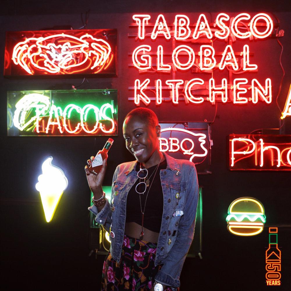 TABASCO GLOBAL KITCHEN