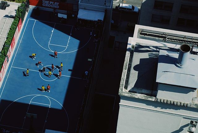 The Playground -@jumpman23