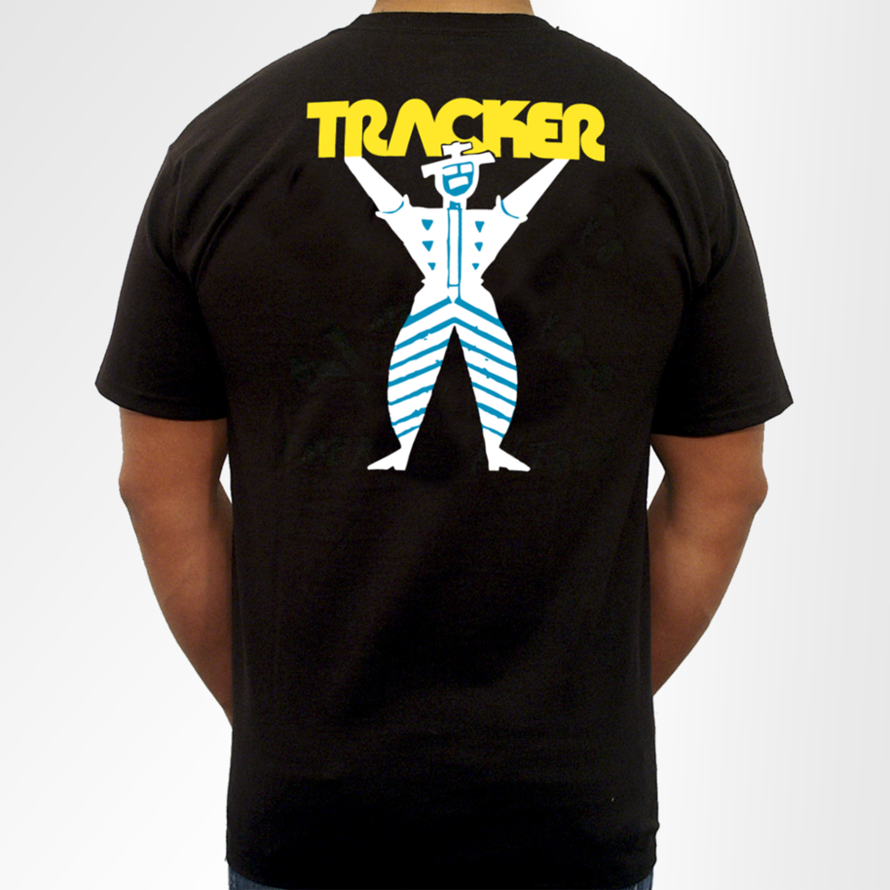TRACKER MAN T-SHIRT -