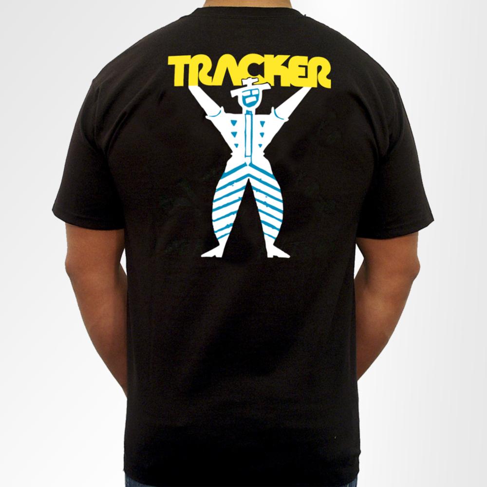 TRACKER MAN T-SHIRT -