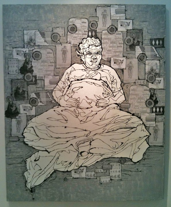 Tasia, or Modern Madonna