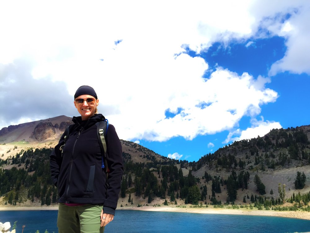 heather at heather lake