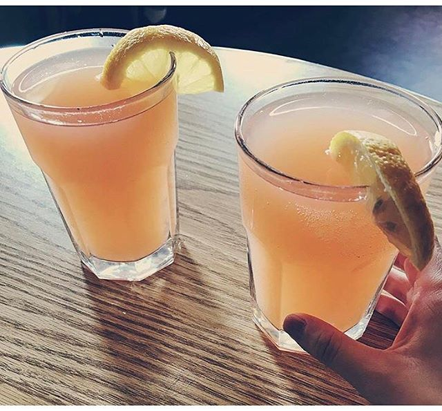 Thanks @hbeniesau for such a great shot of our delicious mimosas at the golden harvest cafe! #goldenharvestcafe #mimosas #breakfast