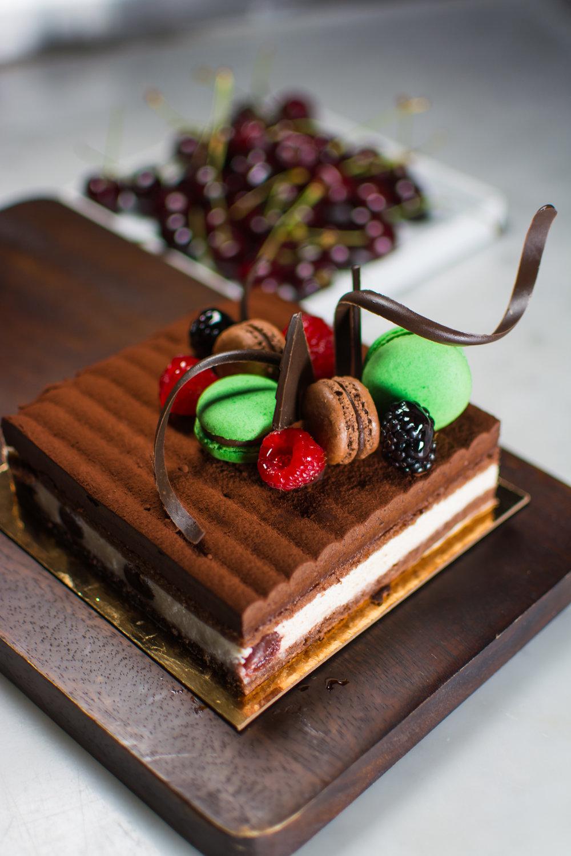 Forèt Noir Cake -