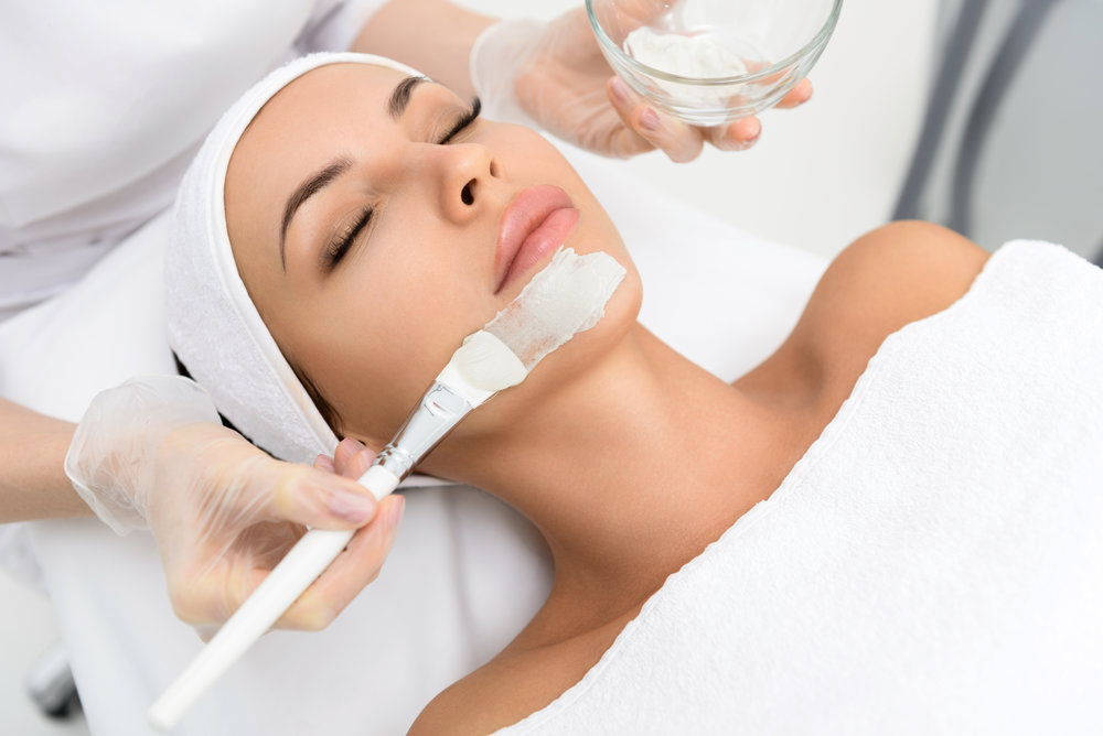 Raleigh's Best Facial at Lorena Luca