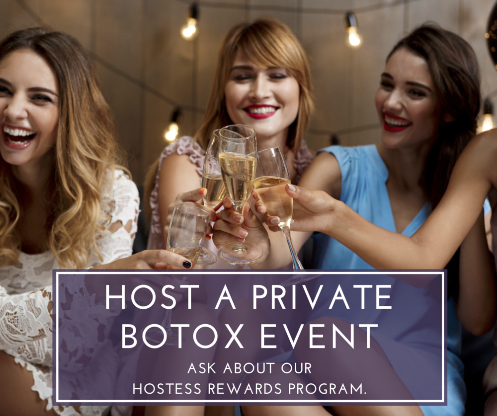 Botox Parties at Lorena Luca in Raleigh