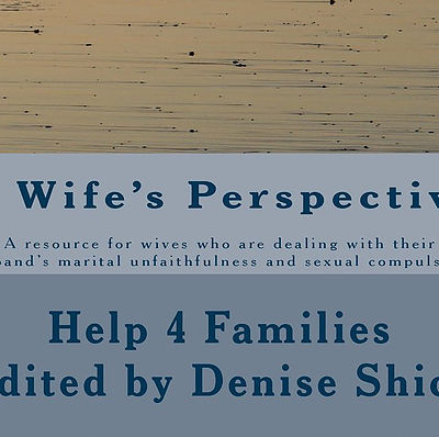 A Wife's Perspective - This is a resource for wives who are dealing with their husbands' sexual compulsions. One wife shares,