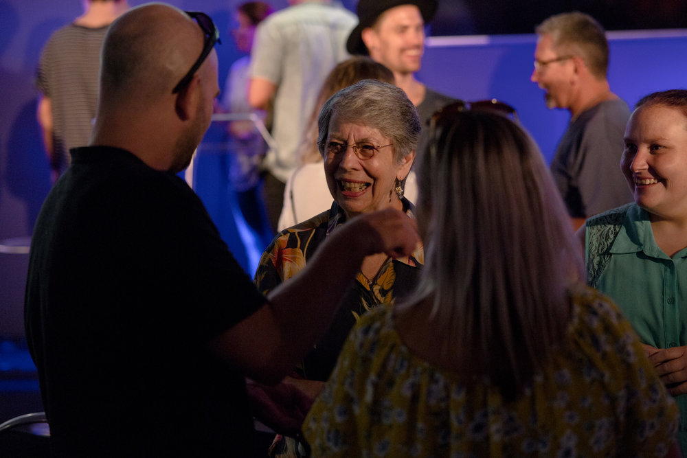 COMMUNITY AND CONNECT - From 5pm come and connect with some great people over some superb food and coffee. The service begins at 5:30pm so we love this opportunity beforehand to really connect, build authentic relationships and a strong community. Turn up at 5pm and connect with us!