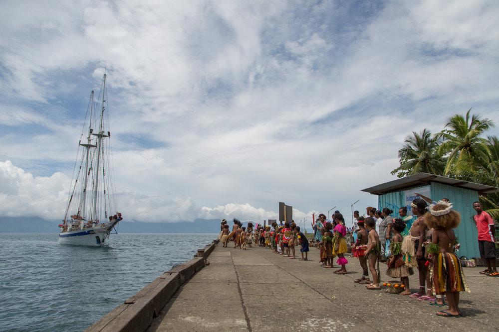 papua new guinea -