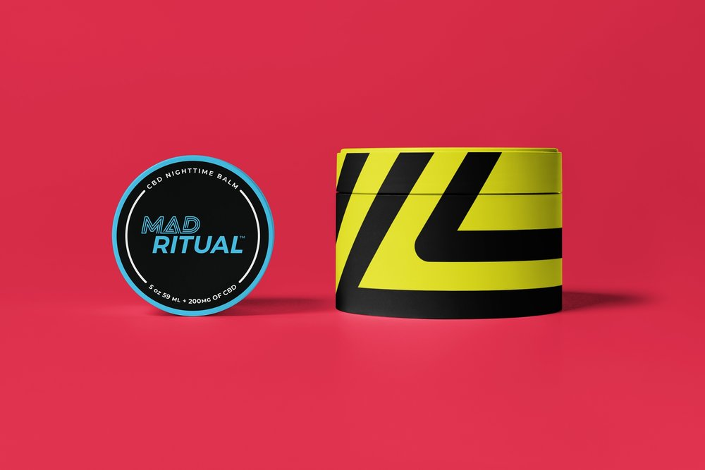 mad ritual  — branding + packaging design