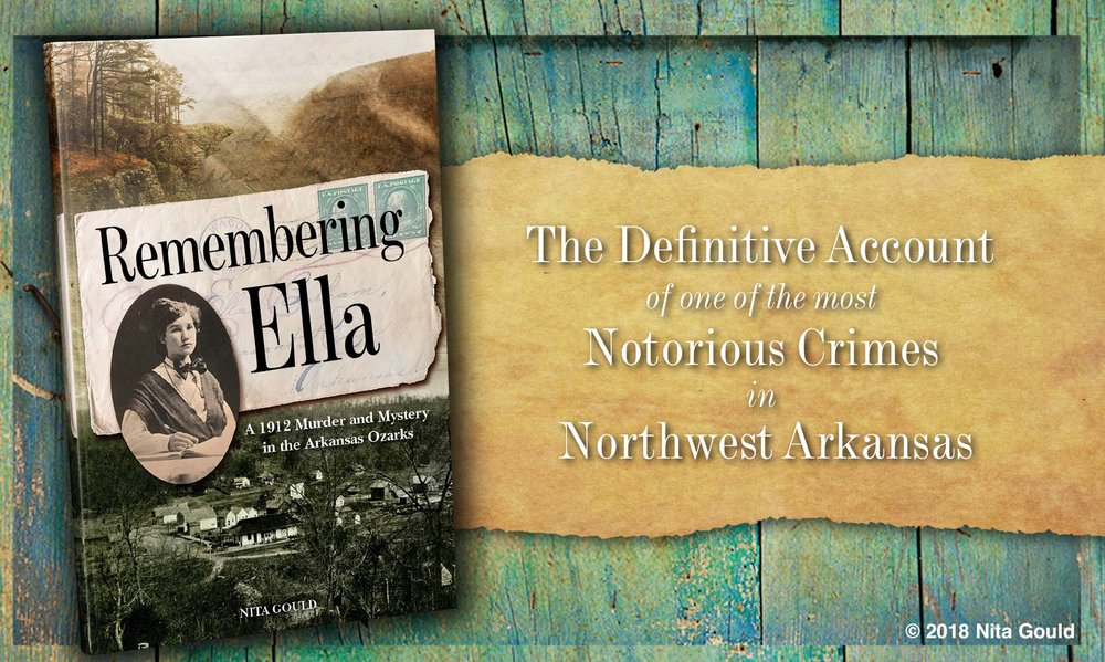 The true story of the murder of Ella Barham and the hanging of Odus Davidson.